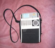 tricorder handbag by kryz-flavored