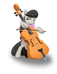 Octavia About To Play by VladimirMacHolzraum