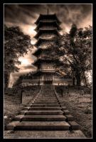 The Temple of Sacred Heart by Denz-denz