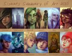 Summary of Art 2015 by sisaat