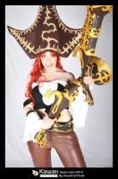 Miss Fortune Cosplay - Fortune doesn't favor fools by Galuren
