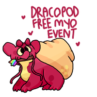 Dracopod MYO event! now with end date! by sapphicool