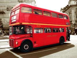 double deck coach by helium1600