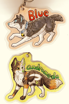 chibi badges for cuddlef1sh by lilyote