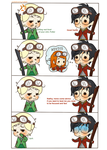 Drarry- Wooing Draco 2 by Cremebunny