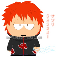 Sasori's Goin' to South Park by Dosu