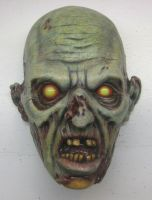 ZombieFace by PatGierhart