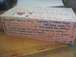 The Magical Quote Box by ForeverFugitive