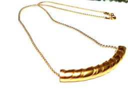 Idit Stern Triumphant Trumpet Necklace by iditstern