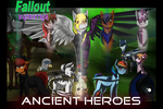 FoE: Ancient Heroes - Cover by ScarletsFeed