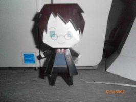 Harry Potter Chibi by benneth0820