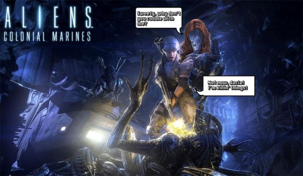 Aliens: Colonial Marines by Eric727