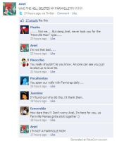 Disney Meets Facebook 7 by Twird96
