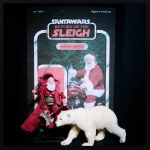 Santa Wars: Return of the Sleigh by Papergizmo