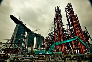 Under Constructor by kate-art