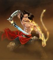 The Prince of Persia by Izabela-Wilson