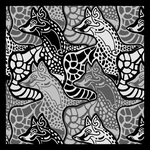Tessellated Genets by twapa