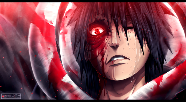 Naruto 605- Obito [in hell] Version 2 by Kortrex