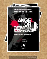 anger or demon poster by sounddecor