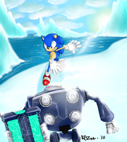 Sonic Unleashed: Holoska - Day by sir-grimmington