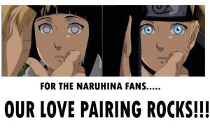 NARUHINA Face to face by FJcruz