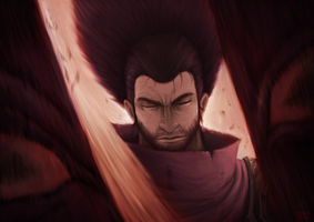 I'll give you the easy way out - Yasuo by kinwii