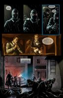 Nightwing: Fundamentals pg. 5 by RayDillon