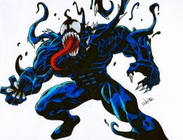 Ultimate Venom by MikeES
