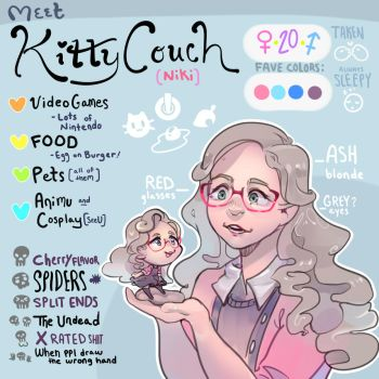 Meet the Artist by KittyCouch