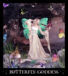 Butterfly Goddess by pixievamp