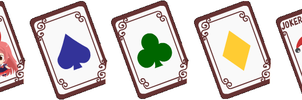 Solitaire Kids - Transformation Cards 2 by Tara012
