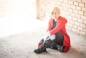 Edward Elric: In the light of day by Lishrayder