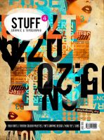 STUFF COVER ART by palax