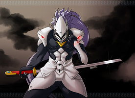Hakumen by rabbitsontherun