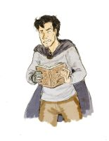 Idiots I Love: Ash Williams by AerinTook