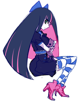 stocking by gisu