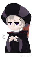 THND+Chibis: Frollo? by The-PirateQueen
