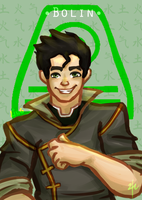 Bolin Book 1-3 by sugarcoffeecup