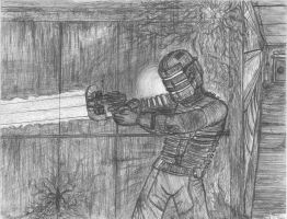 Dead Space Isolation by PhobosBFG