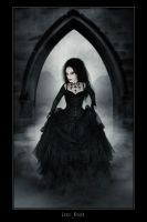 Lady Amaranth - Goth 4 by jamiemahon