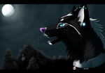 Stay away by Wolfvids