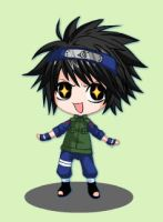 Death Note L Cosplaying (as Kakashi)! by Puffypaw