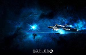 Wallpaper XPLOR 2 - star citizen by wallaberto