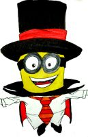 Magician Minion by InkArtWriter
