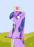 Brace yourself season 4 is coming by KattenFluga