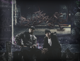 Bad meets Evil Group by 0Neon