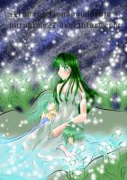 Lily Of The Valley by kurohime27