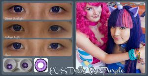 EOS Dolly Eye Purple by rosieru-chan