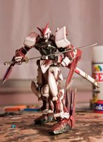 Astray Mirage Red Frame II by HobbyV