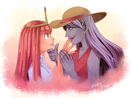 moar bubbline by daughter-thursday